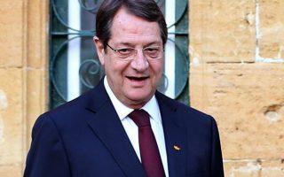 Το ταξίδι του Κύπριου προέδρου Νίκου Αναστασιάδη στην Αθήνα συνέπεσε με την επιδείνωση των συνομιλιών για την επίλυση του Κυπριακού.