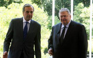 Οι κ. Αντώνης Σαμαράς και Ευάγγελος Βενιζέλος έχουν μεν συμφωνήσει στην εξάντληση του πολιτικού χρόνου που έχει στη διάθεσή της η κυβέρνηση, ωστόσο τα εκλογικά σενάρια βρίσκονται εκ των πραγμάτων στο τραπέζι.