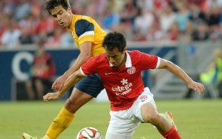 Ο Αστέρας καλείται να ανατρέψει στην Τρίπολη το 1-0 εις βάρος του κόντρα στη γερμανική Μάιντς.