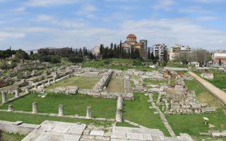 Κεραμεικός, ένας από τους πιο συναρπαστικούς αρχαιολογικούς χώρους στην Αθήνα.