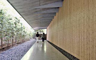 Το Μουσείο Νεζού στο Τόκιο, σχεδιασμένο από τον Κένγκο Κούμα, χαρακτηρίζεται από τον σεβασμό στη φύση και τις ανθρώπινες διαστάσεις.
