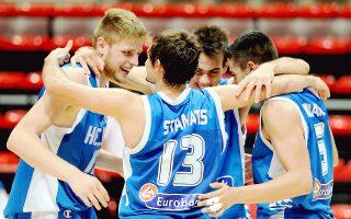 Το ταλέντο υπάρχει στις μικρές ηλικίες του ελληνικού μπάσκετ και το μόνο που απομένει είναι η κατάλληλη αξιοποίησή του, προκειμένου η Εθνική ανδρών να παραμείνει σε υψηλό επίπεδο.