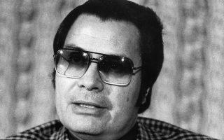 Ο Τζίμι Τζόουνς, το 1976, δύο χρόνια πριν από την ομαδική δολοφονία των οπαδών του στη Γουιάνα.
