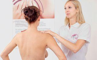 «Δεν είναι μόνο η αναπτυγμένη αίσθηση της αφής που παίζει ρόλο, αλλά και η διάρκεια της εξέτασης και η διενέργειά της με δομημένο τρόπο», λέει ο δρ Χόφμαν.