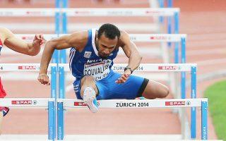 Με χρόνο 13.54 ο Δουβαλίδης πήρε το εισιτήριο για τον ημιτελικό.