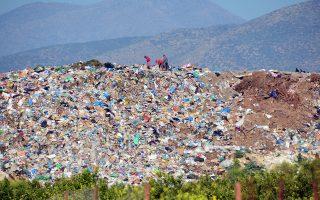 Παρά τις ευρωπαϊκές καταδίκες σήμερα η Ελλάδα εξακολουθεί να έχει περί τις 80 χωματερές σε λειτουργία.