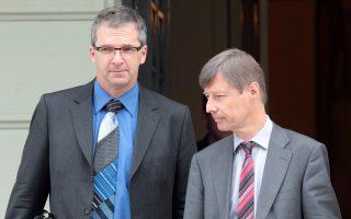Το ραντεβού της κυβέρνησης με την τρόικα είναι στο Παρίσι, στις 3 Σεπτεμβρίου.