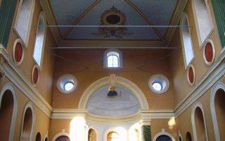 Ο ναός του Αγίου Βουκόλου στη Σμύρνη έχει συντηρηθεί.