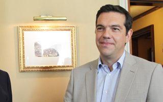 Ο πρόεδρος του ΣΥΡΙΖΑ αρχίζει σειρά συναντήσεων με εκπροσώπους των παραγωγικών φορέων.