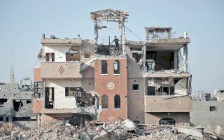 Αν ο αποκλεισμός της Γάζας συνεχιστεί, η ανοικοδόμηση θα χρειαστεί τουλάχιστον δεκαπέντε χρόνια.