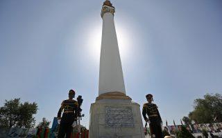 Με την επέτειο της ανεξαρτησίας συνέπεσε η έναρξη των θερινών επιχειρήσεων των Ταλιμπάν.