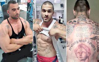 Ο 25χρονος Γιάννης Κομμάτης και ο 26χρονος Κωνσταντίνος Σγούρος έπεσαν θύματα άγριας δολοφονίας με κυνηγετική καραμπίνα τα ξημερώματα της Τρίτης στην Καλαμάτα. Οι δύο νεαροί είχαν μεγάλη αγάπη για το body-building και τα τατουάζ.