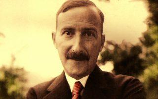 Στέφαν Τσβάιχ (1881-1942). Ενας άνθρωπος του 21ου αιώνα.