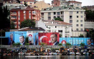 Το φετινό καλοκαίρι στην Πόλη χρωματίζεται αναπόφευκτα από τον θρίαμβο Ερντογάν στις προεδρικές εκλογές.
