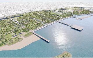 Η όλη παρέμβαση αναμένεται να ενοποιήσει την παραλιακή ζώνη του Παλαιού Φαλήρου με το υπό κατασκευήν Πάρκο Πολιτισμού του Ιδρύματος «Σταύρος Νιάρχος» και με το πράσινο του Σταδίου Ειρήνης και Φιλίας.