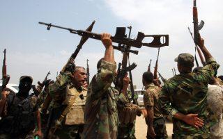 Δυνάμεις του συροκουρδικού PYD βοήθησαν τους Πεσμεργκά να αντιμετωπίσουν τους τζιχαντιστές.