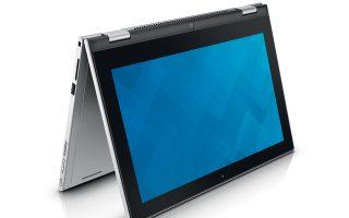 Το Inspiron 11 3000 της Dell αντέχει σε θερμοκρασίες 65 βαθμών Κελσίου και σε 20.000 περιστροφές.