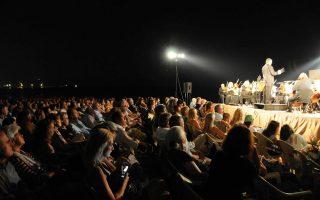 Στην παραλία της Αύρας θα δοθούν οι δύο τελευταίες συναυλίες του φετινού 9ου Διεθνούς Μουσικού Φεστιβάλ Αίγινας.