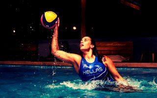 Η Αντιγόνη Ρουμπέση, Ολυμπιονίκης του 2004, είναι σήμερα 31 ετών και αρχηγός της ομάδας πόλο γυναικών στη Βουλιαγμένη. Επόμενος στόχος της είναι οι Ολυμπιακοί του 2014 στη Βραζιλία.