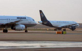 Η Aegean Airlines συνεχίζει να επενδύει σε μεγαλύτερο στόλο αεροσκαφών.