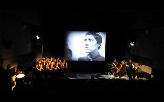 Η ταινία του Ντράγερ «Ζαν Ντ' Αρκ» με μουσική Γιάννη Σφυρή (2/9).
