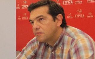 Η παρουσία του κ. Τσίπρα στη ΔΕΘ περιορίζει χρονικά την προετοιμασία του κόμματος.