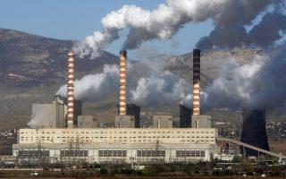 Ο Ατμοηλεκτρικός Σταθμός (ΑΗΣ) Πτολεμαΐδας, που από το 1959 τροφοδοτεί με ρεύμα μεγάλο μέρος της ελληνικής επικράτειας.