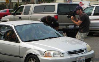 Το ριάλιτι Cops που προβλήθηκε για πρώτη φορά τον Μάρτιο του 1989 και τέσσερις φορές ήταν υποψήφιο για τα βραβεία Emmy, γυριζόταν στην Ομάχα από τον Ιούνιο.