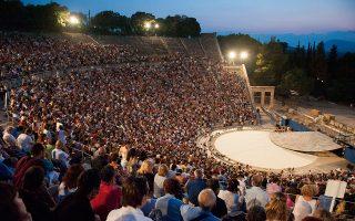 Σε μία ακόμη τέτοια εικόνα του αρχαίου θεάτρου προσδοκά ο Δήμος Επιδαύρου.