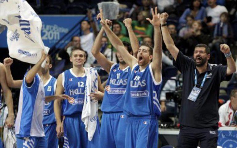 Πετάει για τη Λιθουανία η εθνική ομάδα μπάσκετ