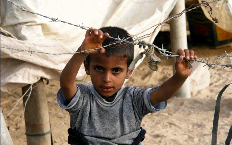 Παλαιστινιακά Εδάφη: Τα παιδιά της Γάζας πληρώνουν το βαρύ τίμημα του πολέμου