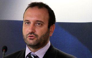 O πρόεδρος του Οικονομικού Επιμελητηρίου Ελλάδος, Κωνσταντίνος Κόλλιας.