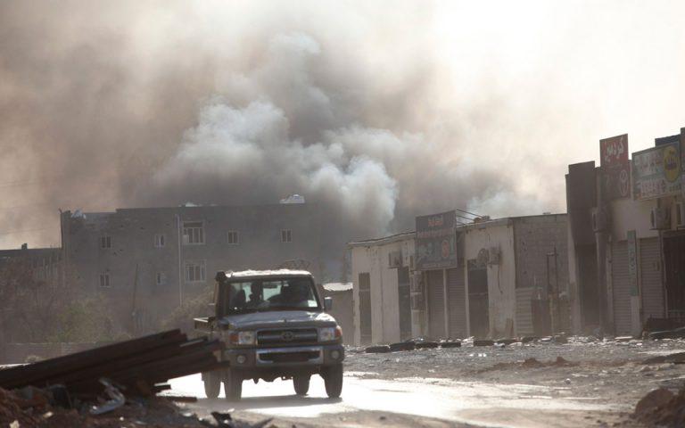 Λιβύη: Μαίνονται οι μάχες – Ξεπέρασαν τους 200 οι νεκροί σε μία εβδομάδα