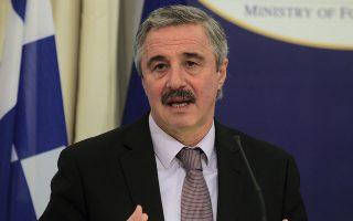 Ο υπουργός Περιβάλλοντος, Ενέργειας και Κλιματικής Αλλαγής, Γιάννης Μανιάτης.