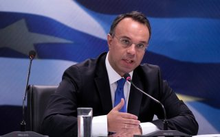 Ο αναπληρωτής υπουργός των Οικονομικών Χρήστος Σταϊκούρας παρουσιάζει το προσχέδιο του κρατικού προϋπολογισμού για το 2014, Δευτέρα 7 Οκτωβρίου 2013. ΑΠΕ ΜΠΕ/ΑΠΕ ΜΠΕ/ΟΡΕΣΤΗΣ ΠΑΝΑΓΙΩΤΟΥ