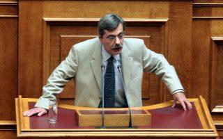 Το βαρύ κλίμα στις εκλογικές τους περιφέρειες μετέφεραν στον υπουργό Οικονομικών και στον κ. Λαζαρίδη (φωτ.) οι βουλευτές της Νέας Δημοκρατίας.