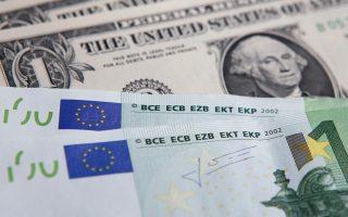 Η ανησυχία για τις συνέπειες που θα έχει στην ευρωπαϊκή οικονομία η συρρίκνωση των εμπορικών σχέσεων με τη Ρωσία ασκεί πιέσεις στο ευρώ.