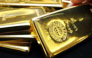 Παρά τη νευρικότητα που επικρατεί στα χρηματιστήρια, η τιμή του χρυσού συνέχισε την πτωτική της πορεία.