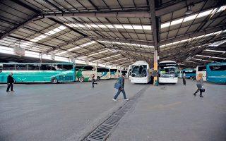 Από τους δύο σταθμούς ΚΤΕΛ, η επιβατική κίνηση ανέρχεται περίπου στα 10 εκατομμύρια άτομα ετησίως.