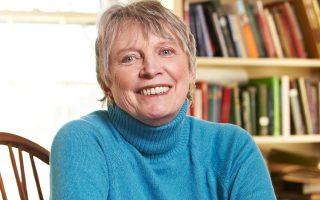 H συγγραφέας Lois Lowry