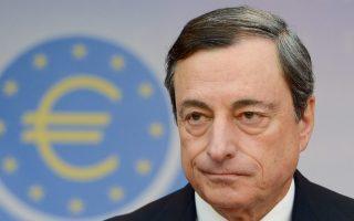 Ο Μάριο Ντράγκι συχνά είναι ασαφής, επειδή τον αναγκάζουν οι κυβερνήσεις της Ευρωζώνης.