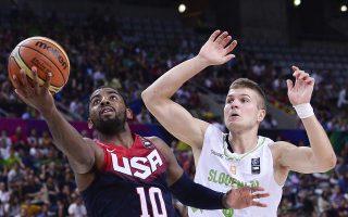 Οι Αμερικανοί έφθασαν σε μία ακόμη νίκη στο Παγκόσμιο της Ισπανίας και, πλέον, απέχουν ένα βήμα από τον μεγάλο τελικό της Κυριακής.