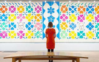 Tην έκθεση «Henri Matisse: The Cut-Outs», που διοργάνωσε η Tate Modern από τις 17 Απριλίου έως τις 7 Σεπτεμβρίου, επισκέφθηκαν 560.000 άτομα.