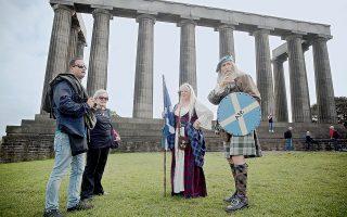 Εθνολαϊκισμός σε εκδοχή Σκωτίας...