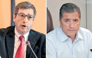 Ο δήμαρχος Αθηναίων Γ. Καμίνης είναι μέλος του προεδρείου της ΚΕΔΕ ex officio, ενώ ο Γ. Πατούλης επικεφαλής στο «Κίνημα Ανατροπής στην Αυτοδιοίκηση» της Ν.Δ.
