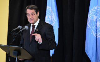 Η Κύπρος θα είναι «εκτός μνημονιακών υποχρεώσεων πολύ νωρίτερα», δήλωσε ο Κύπριος πρόεδρος Νίκος Αναστασιάδης.