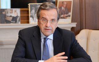 «Το 2014 η Ελλάδα για πρώτη φορά, μετά έξι χρόνια, μπαίνει και πάλι σε τροχιά ανάπτυξης», ανέφερε χθες ο πρωθυπουργός.