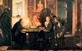 Ο μύθος θέλει την πρέφα να μην τελειώνει ποτέ χάρις στην εφευρετικότητα τριών Ρώσων, καταδικασμένων σε θάνατο από τον τσάρο.