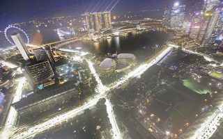 Η πίστα της Σιγκαπούρης είναι μία από τις πιο εντυπωσιακές πίστες της F1 και αποκαλείται από πολλούς «Μονακό της Ασίας».