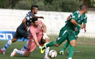 Ο Ατρόμητος επικράτησε εκτός έδρας του Ηρακλή Ψαχνών με 1-0 στην πρεμιέρα του 5ου ομίλου του Κυπέλλου Ελλάδος. Τον αγώνα παρακολούθησε από κοντά ο νέος προπονητής της ομάδας του Περιστερίου, Σα Πίντο.